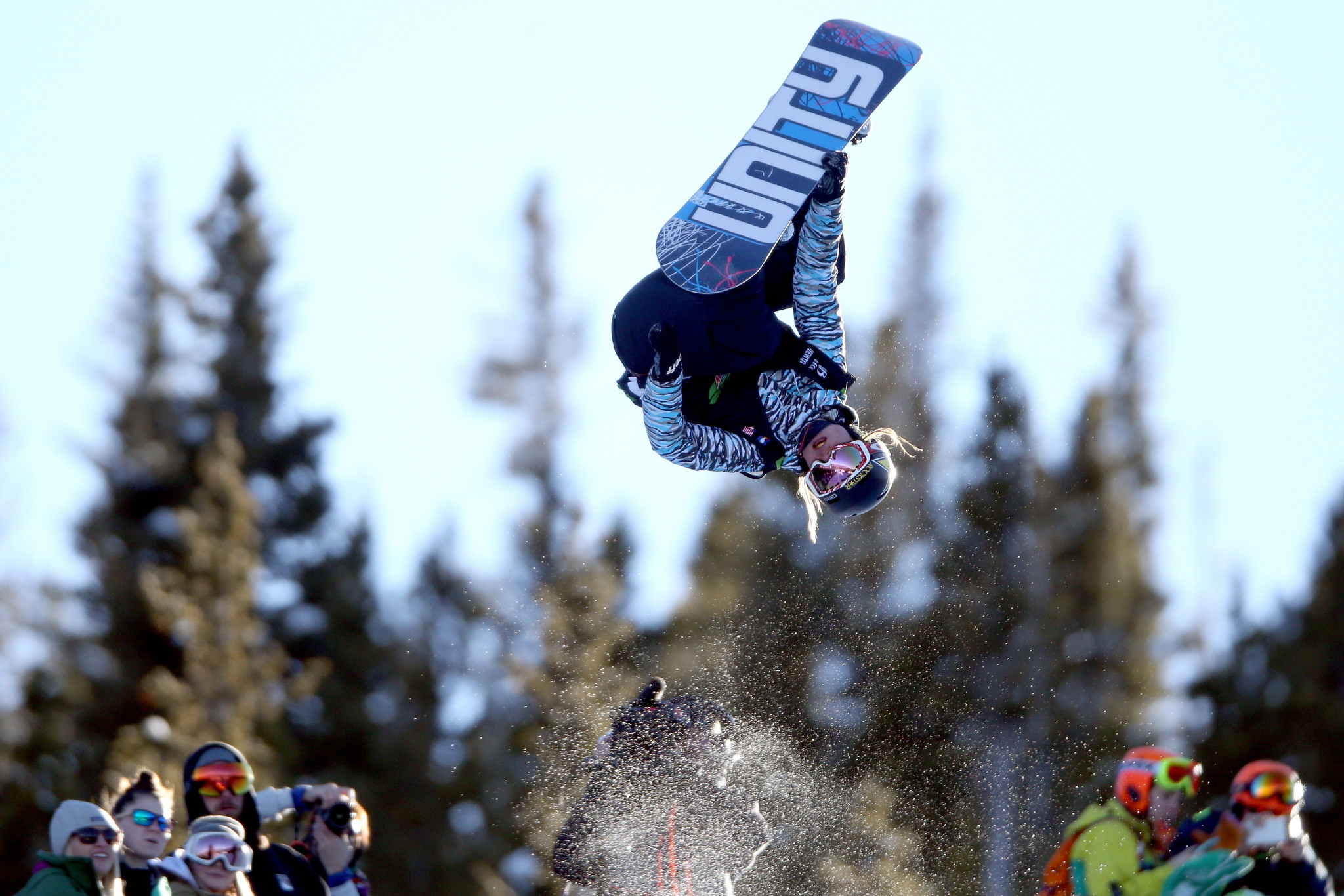 United States dominate halfpipe snowboard qualification at FIS Freestyle World Cup