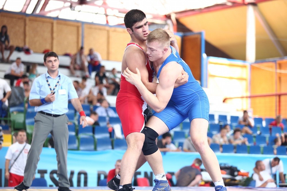 Iran at the double on opening day of Cadet Wrestling World Championships