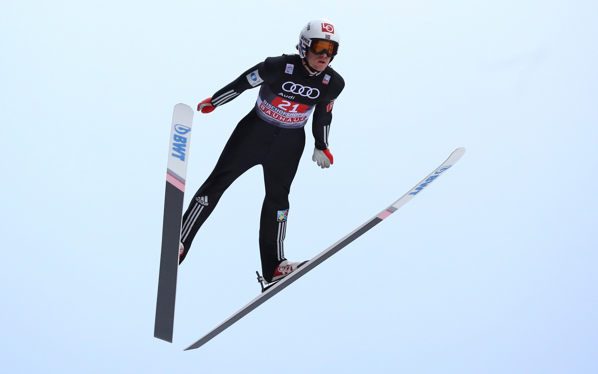 Norwegian duo top ski jump qualification as Stoch fails to reach recent heights in Bad Mitterndorf