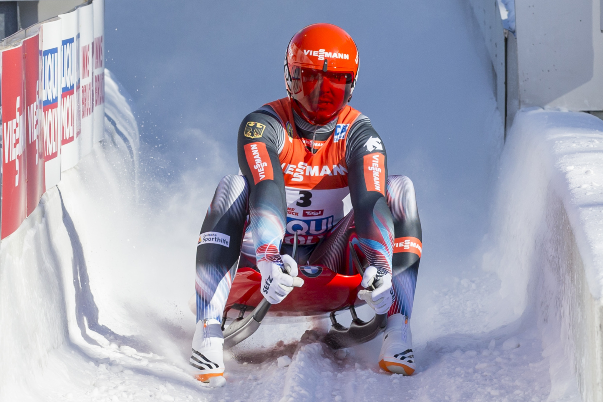 Geisenberger aiming for sixth win of FIL Luge World Cup season in Oberhof