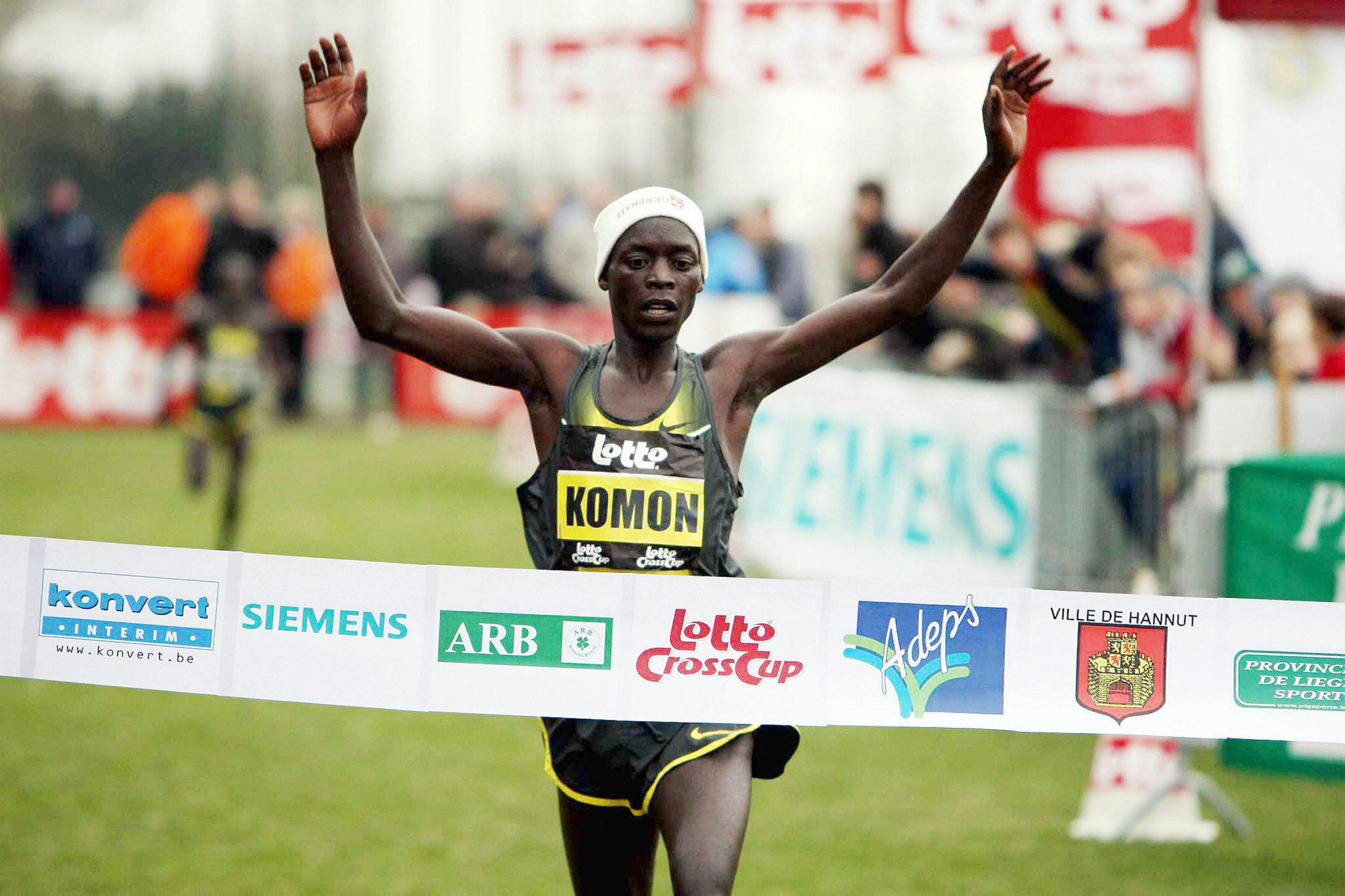 Strong African presence at IAAF Cross Country Permit in Spain