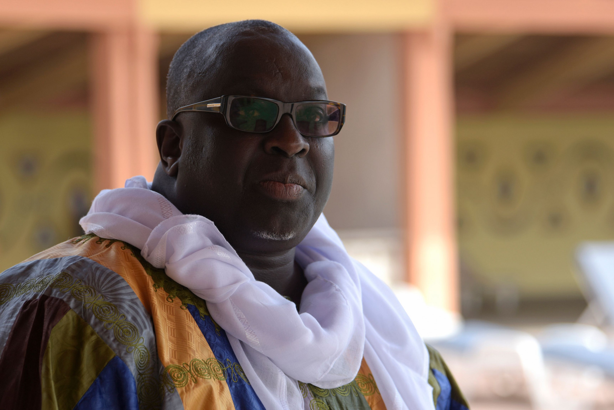 Papa Massata Diack has claimed the allegations against his father are a witch-hunt ©Getty Images