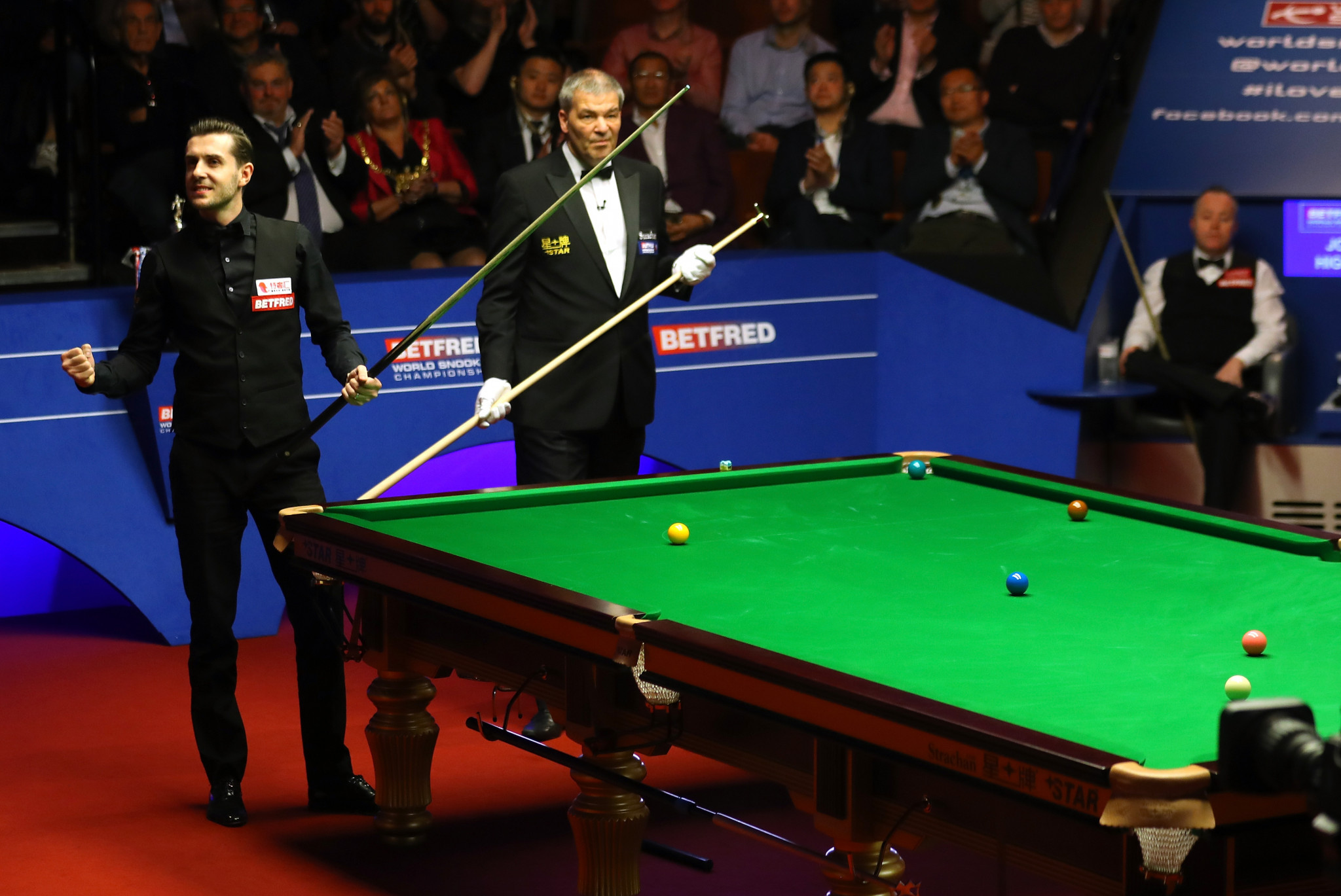 The four semi-finalists will also be invited to compete at the World Snooker Championship ©Getty Images