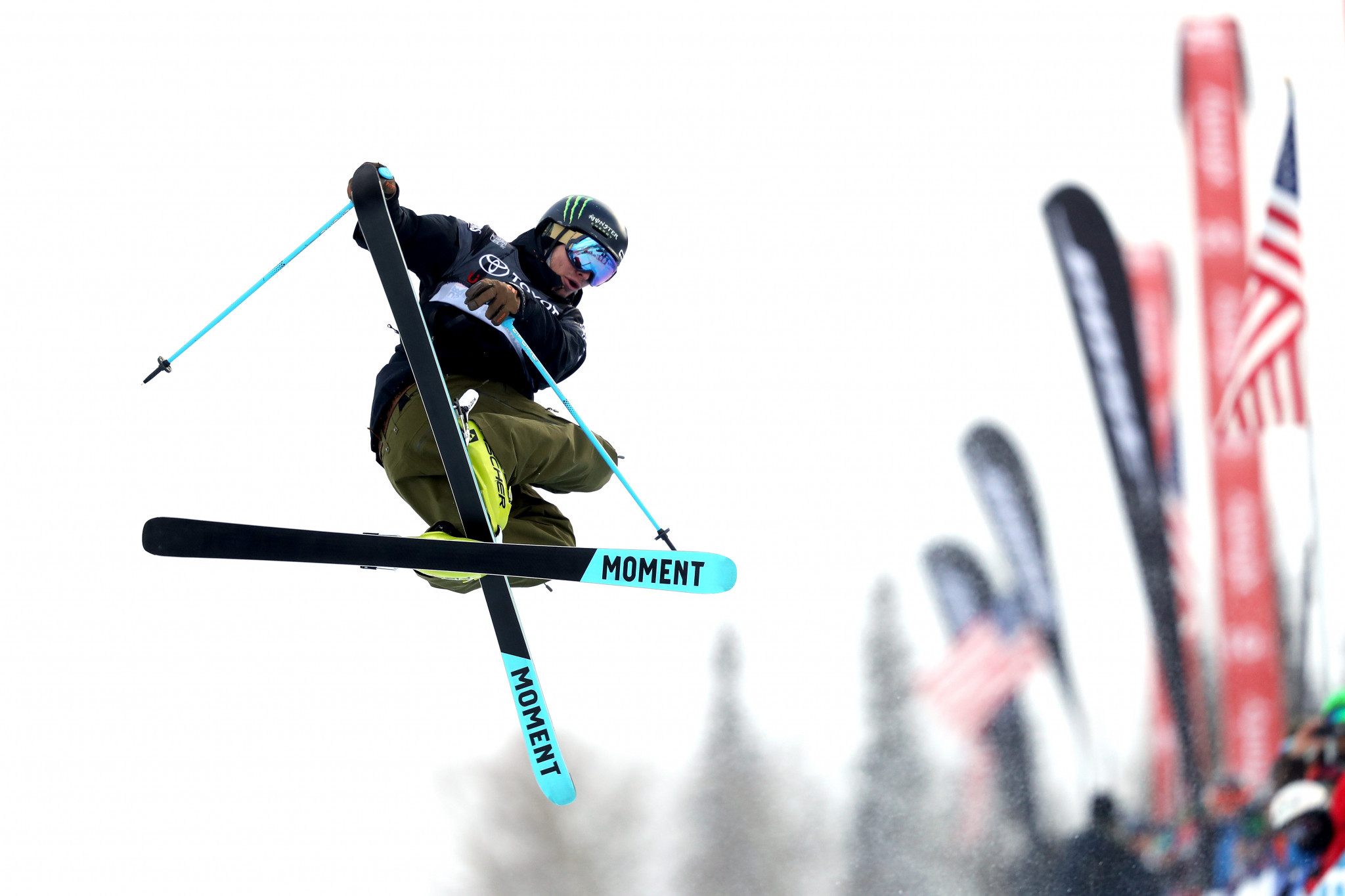 Olympic champion Wise triumphs at FIS Freestyle World Cup in Snowmass
