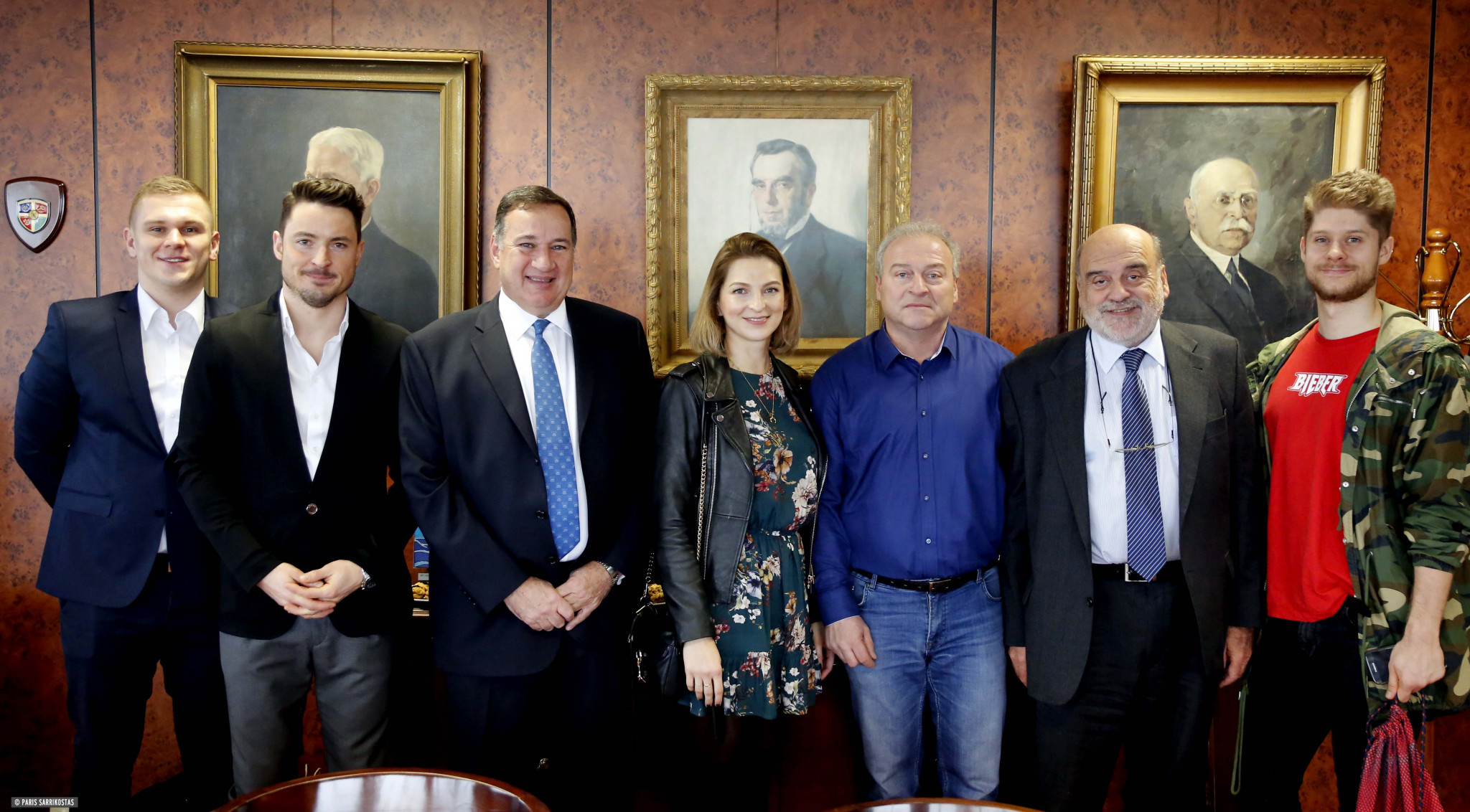 Hellenic Olympic Committee sign kit deal with 4F for Pyeongchang 2018