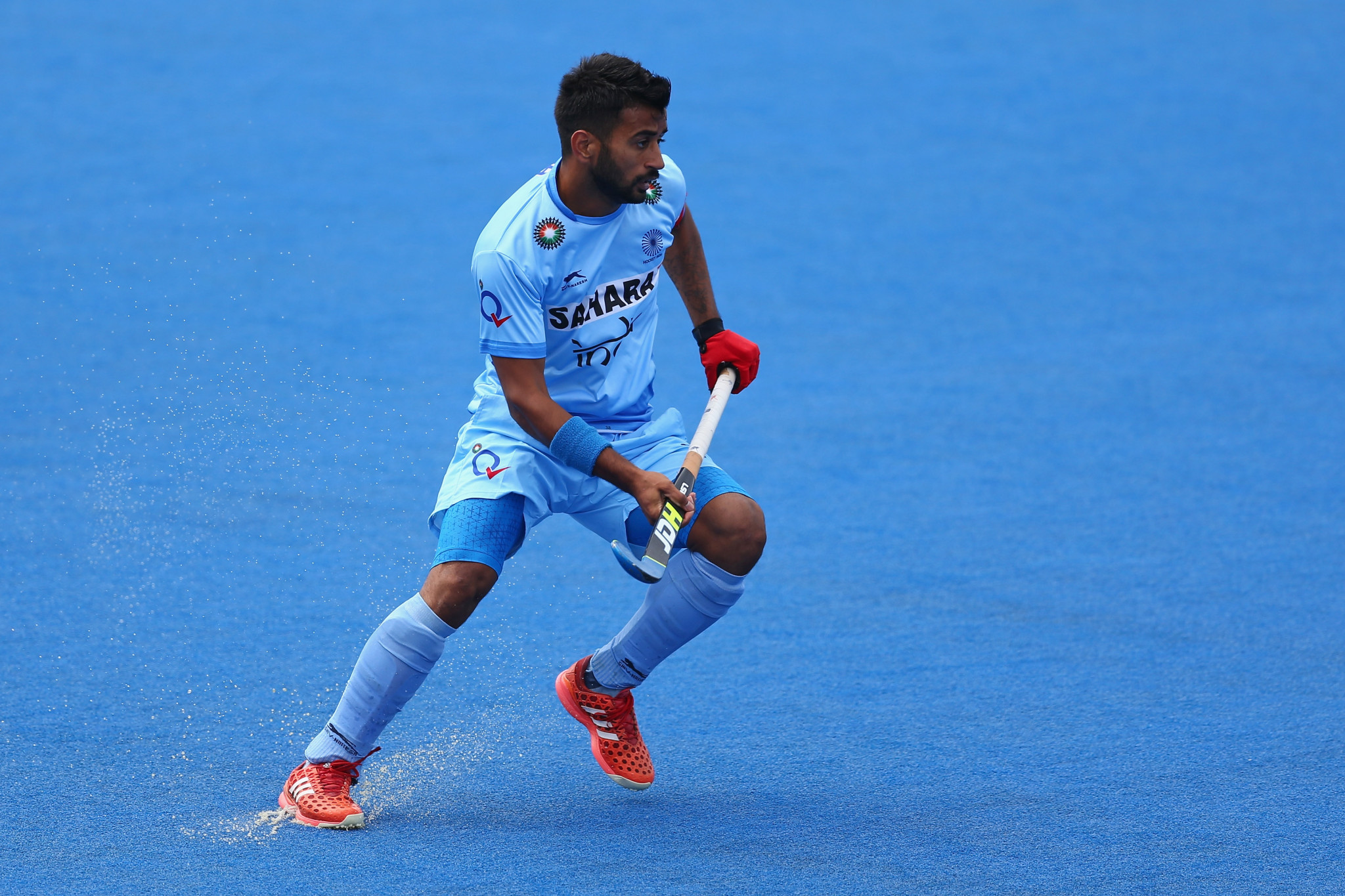 India hockey captain warns country must improve to earn Gold Coast 2018 glory
