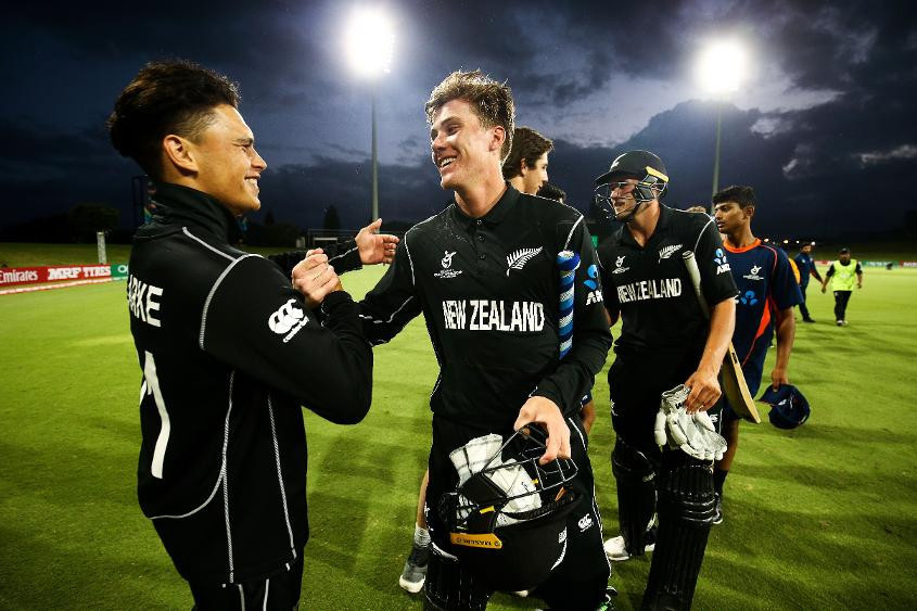 New Zealand crush defending champions West Indies in Under-19 Cricket World Cup