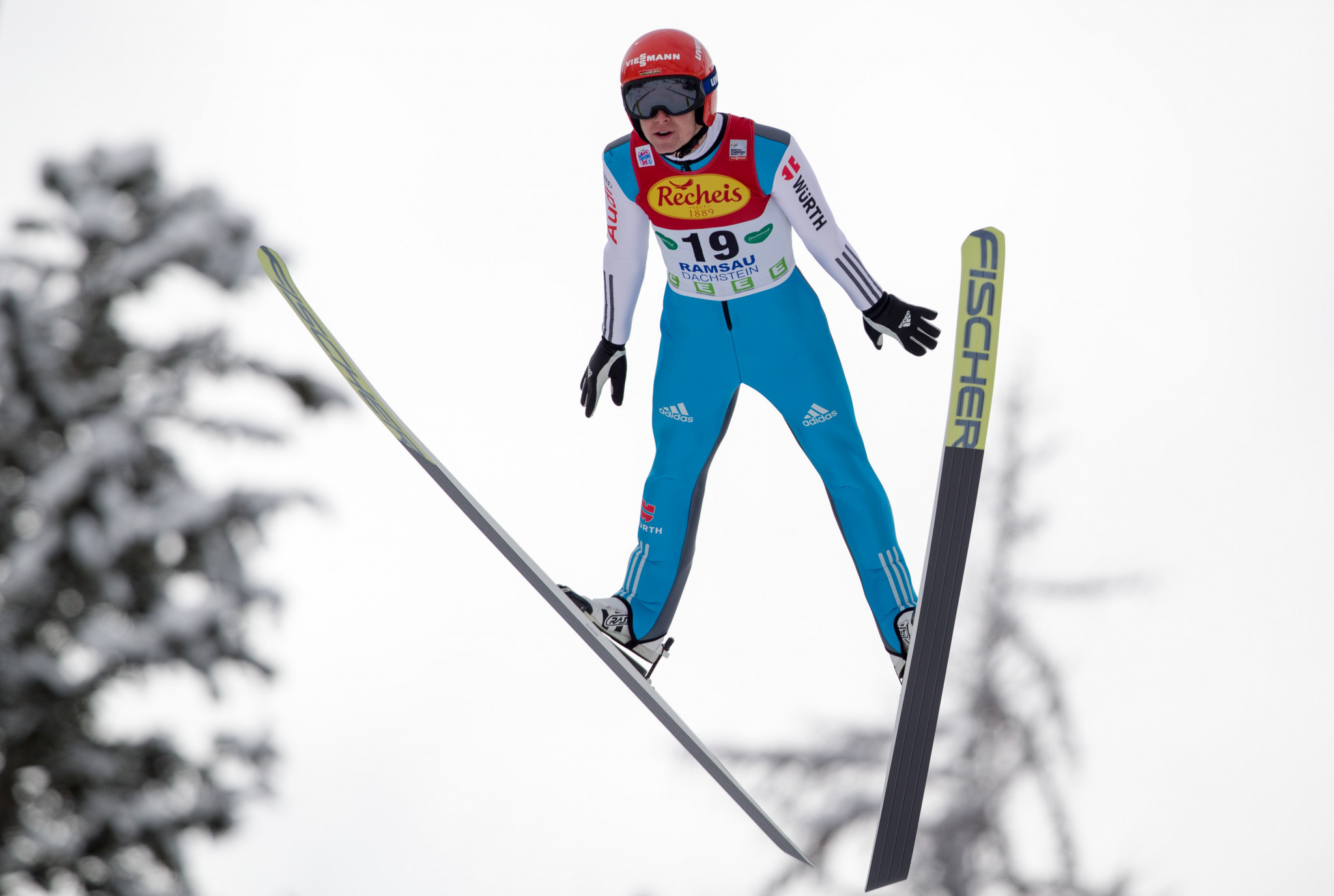 Geiger and Frenzel take victory for Germany in team sprint at FIS Nordic Combined World Cup