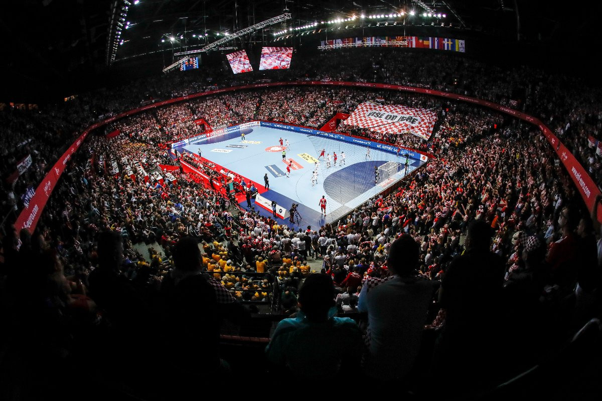 Defending champions Germany make perfect start at European Men's Handball Championships