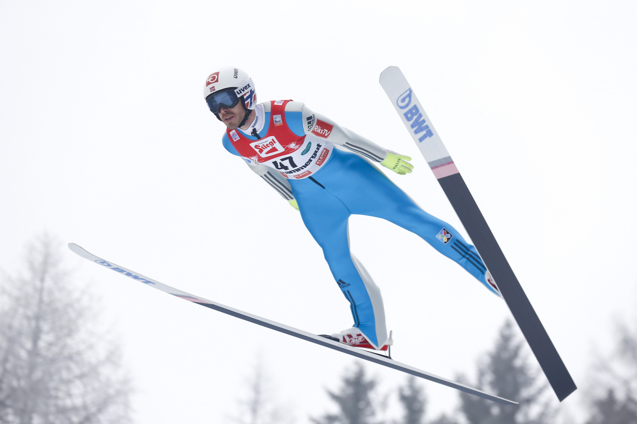 Stjernen secures maiden FIS Ski Jumping World Cup in Tauplitz