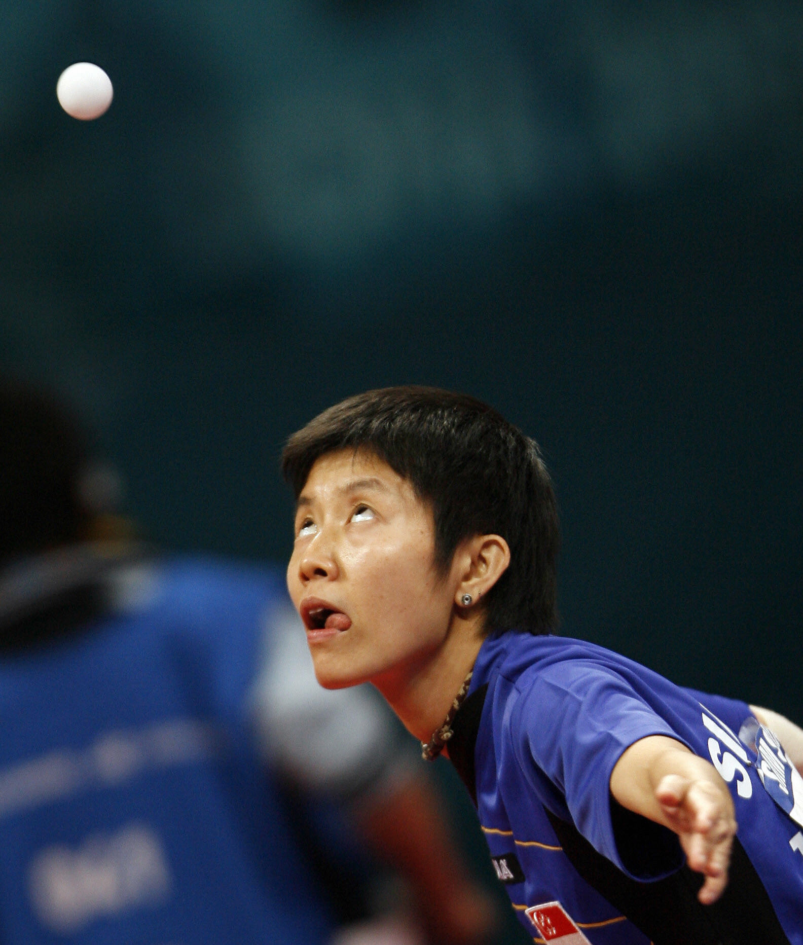 Tan Paey Fern is an experienced international athlete and has competed at major events including the Olympics and Commonwealth Games ©Getty Images