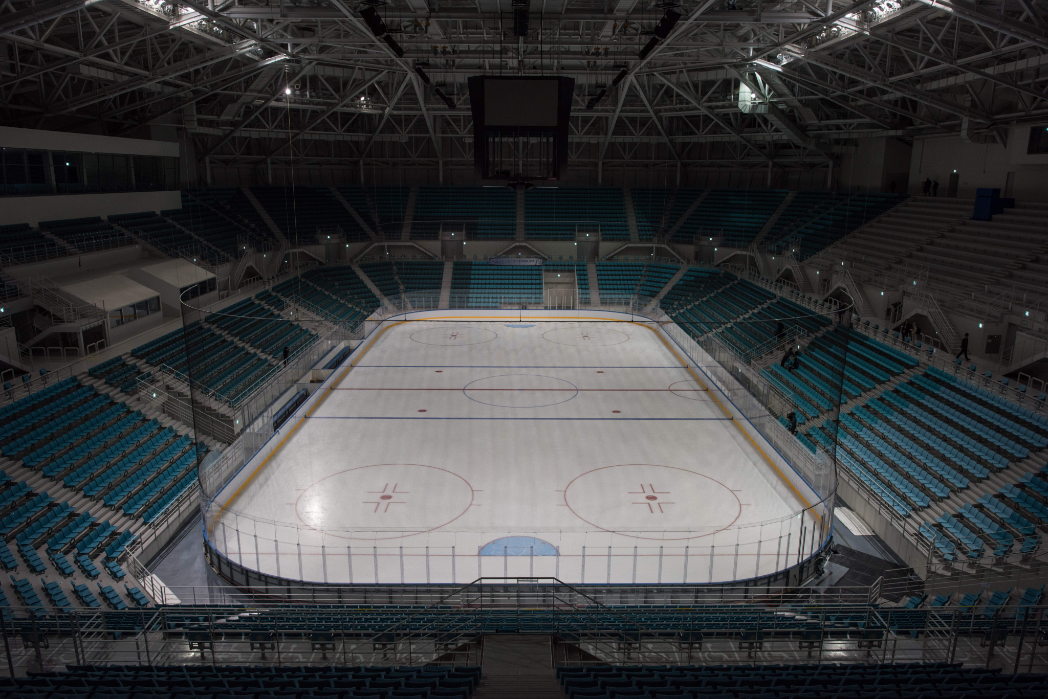 Competition is set to take place at the Gangneung Hockey Centre ©Getty Images