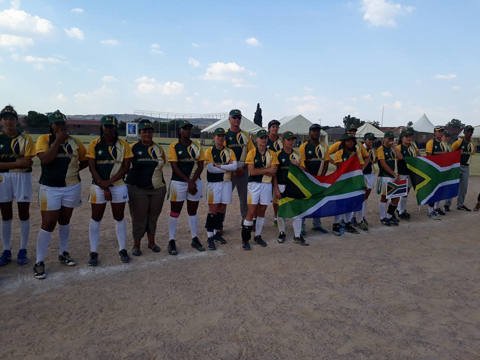 Botswana avenge South Africa at 2018 Women's Softball African Championships