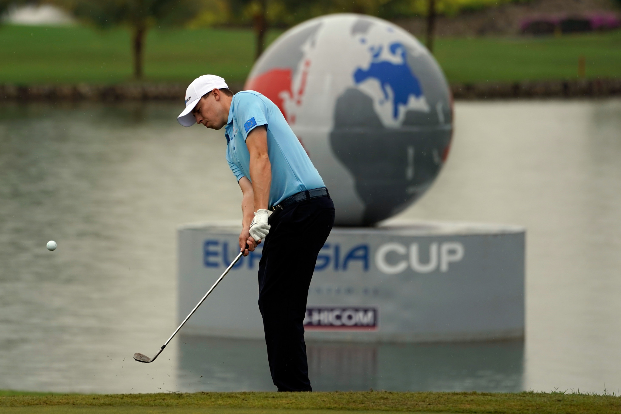 Bjørn insists Europe can overturn Asia's slim lead to lift 2018 EurAsia Cup