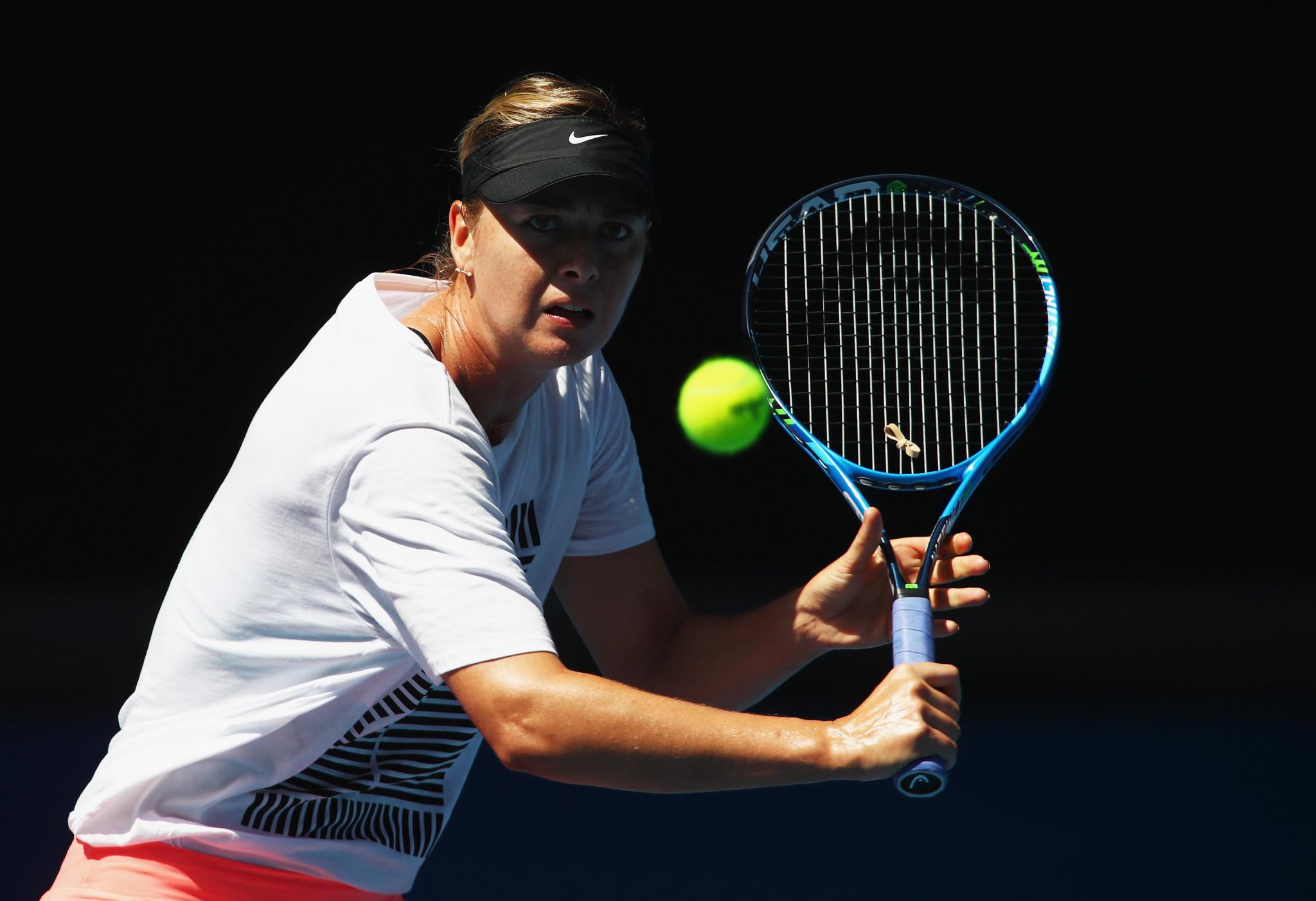 Sharapova set for Australian Open return as Nadal headlines action on opening day in Melbourne