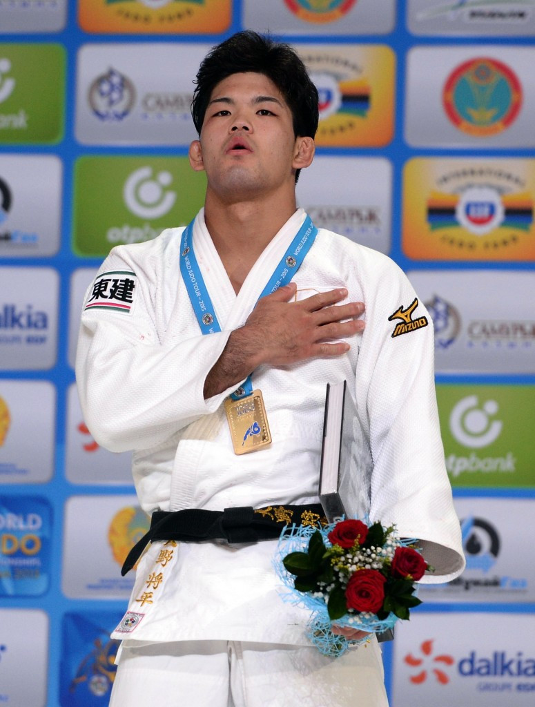 Japan earn double gold on third day of 2015 World Judo Championships