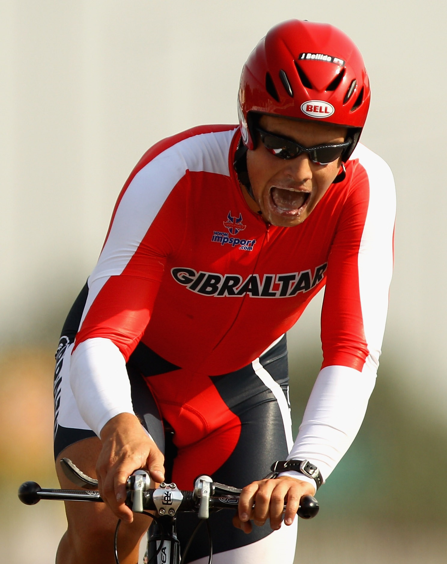 Cyclist Julian Bellido is among the athletes that will compete for Gibraltar at Gold Coast 2018 ©Getty Images