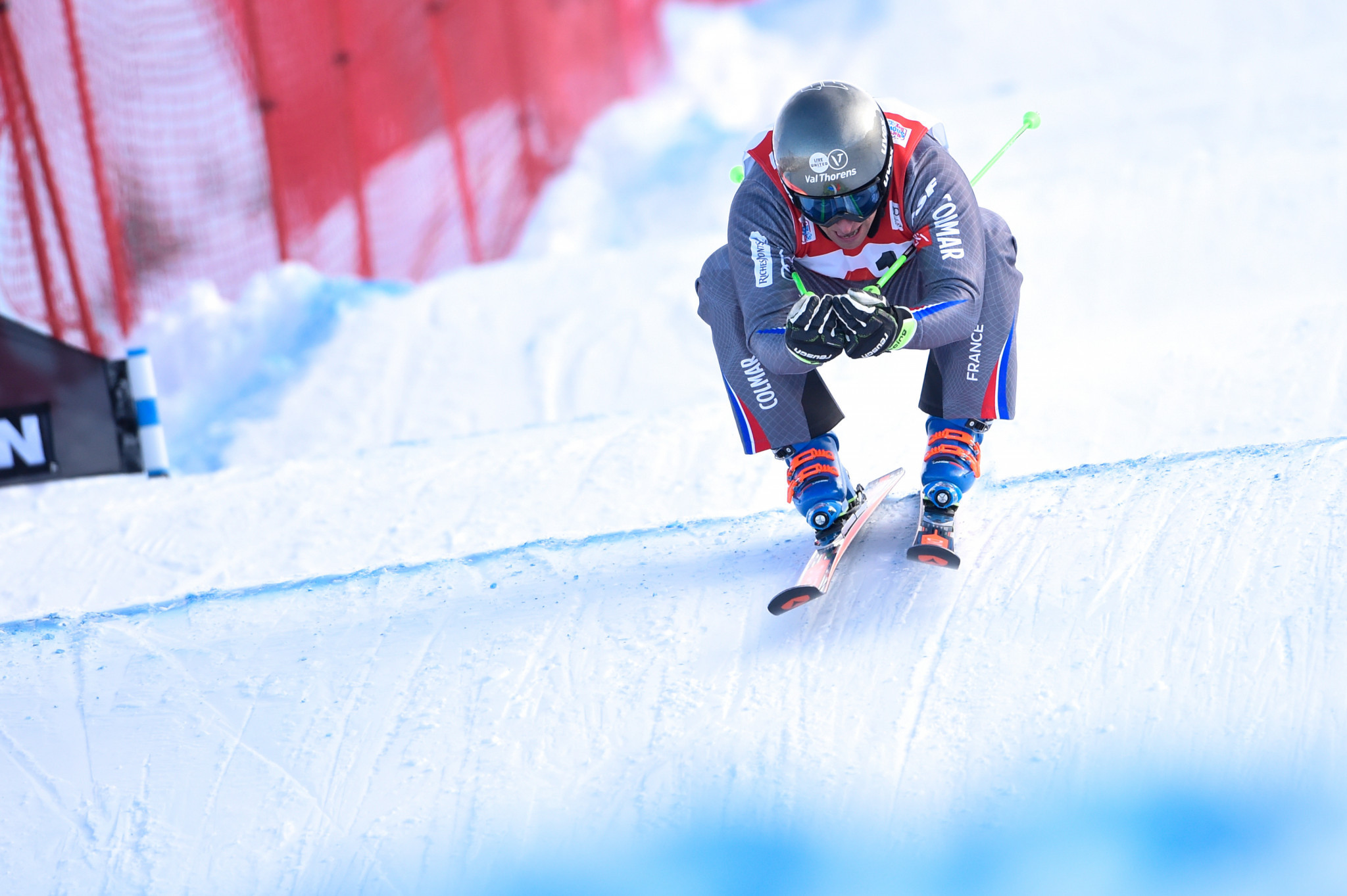 Chapuis returns to form to win Ski Cross World Cup in Idre Fjäll