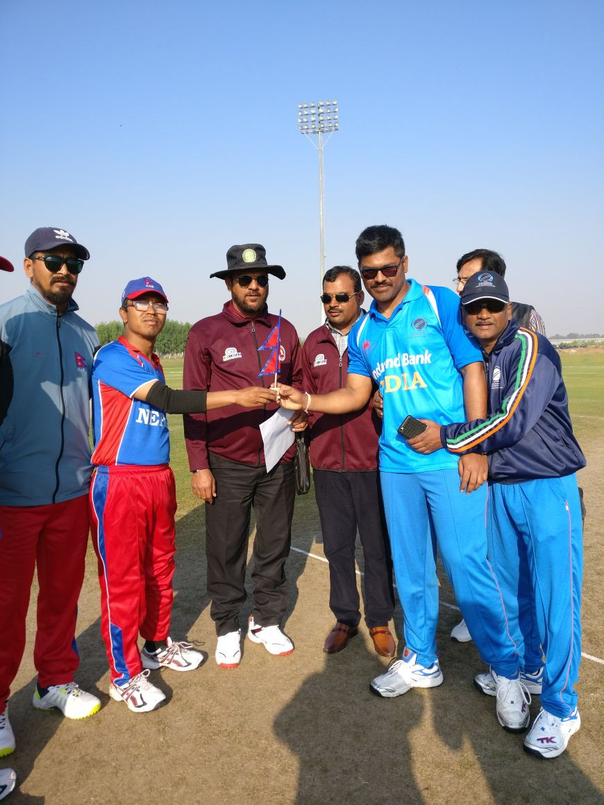 India beat Nepal to secure place in Blind Cricket World Cup semi-finals