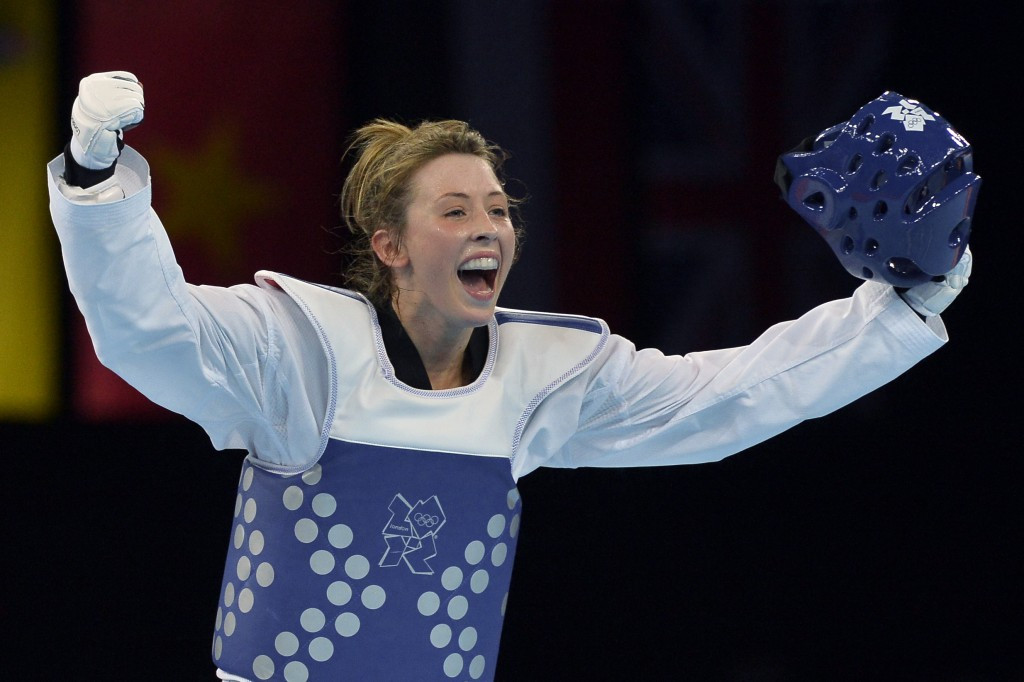 Olympic champion Jade Jones has been named as part of Team GB for the inaugural European Games ©Getty Images
