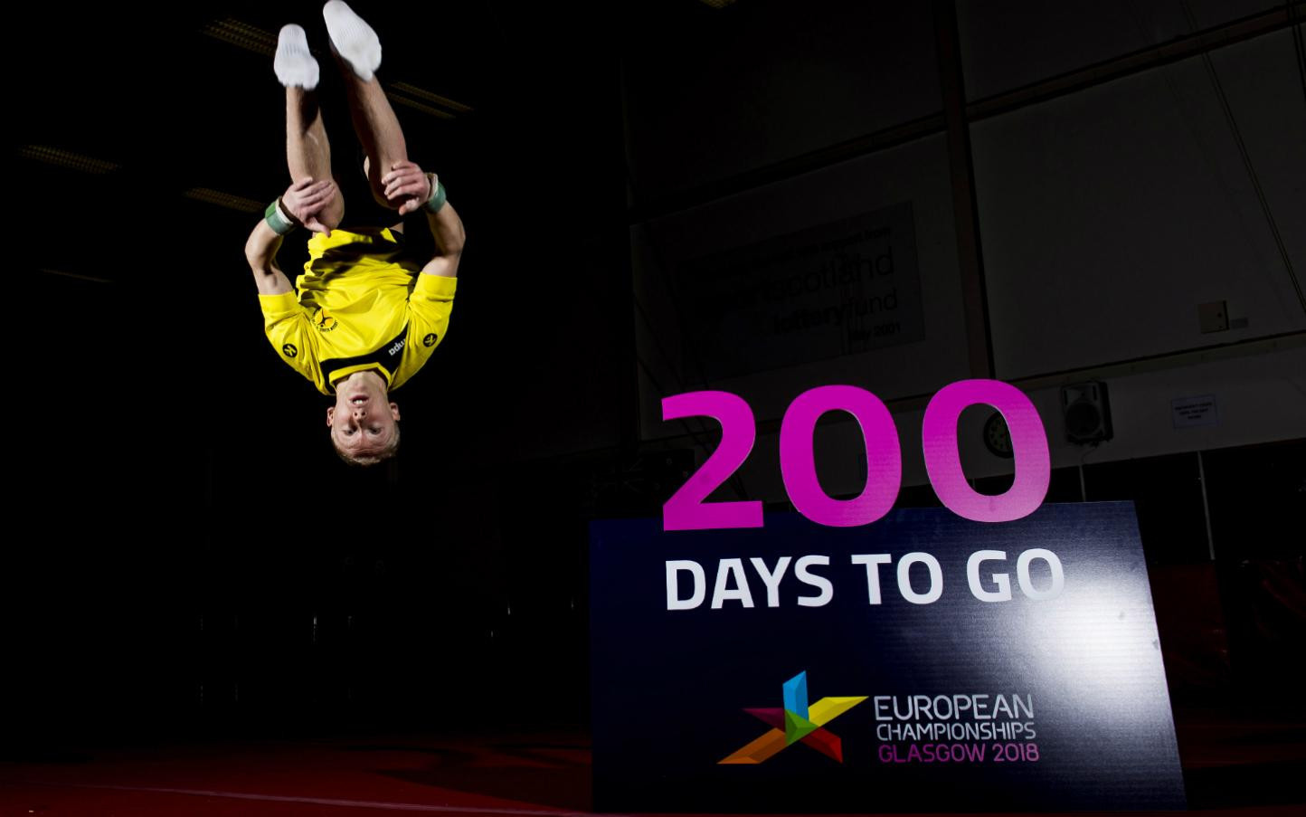 The Glasgow 2018 European Championships are due to take place from August 2 to 12 ©Glasgow 2018