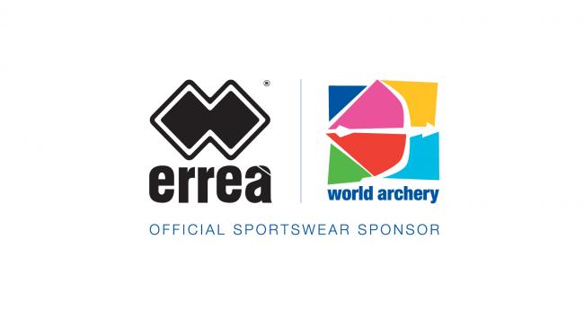 World Archery sign three-year sponsorship deal with Erreà Sport