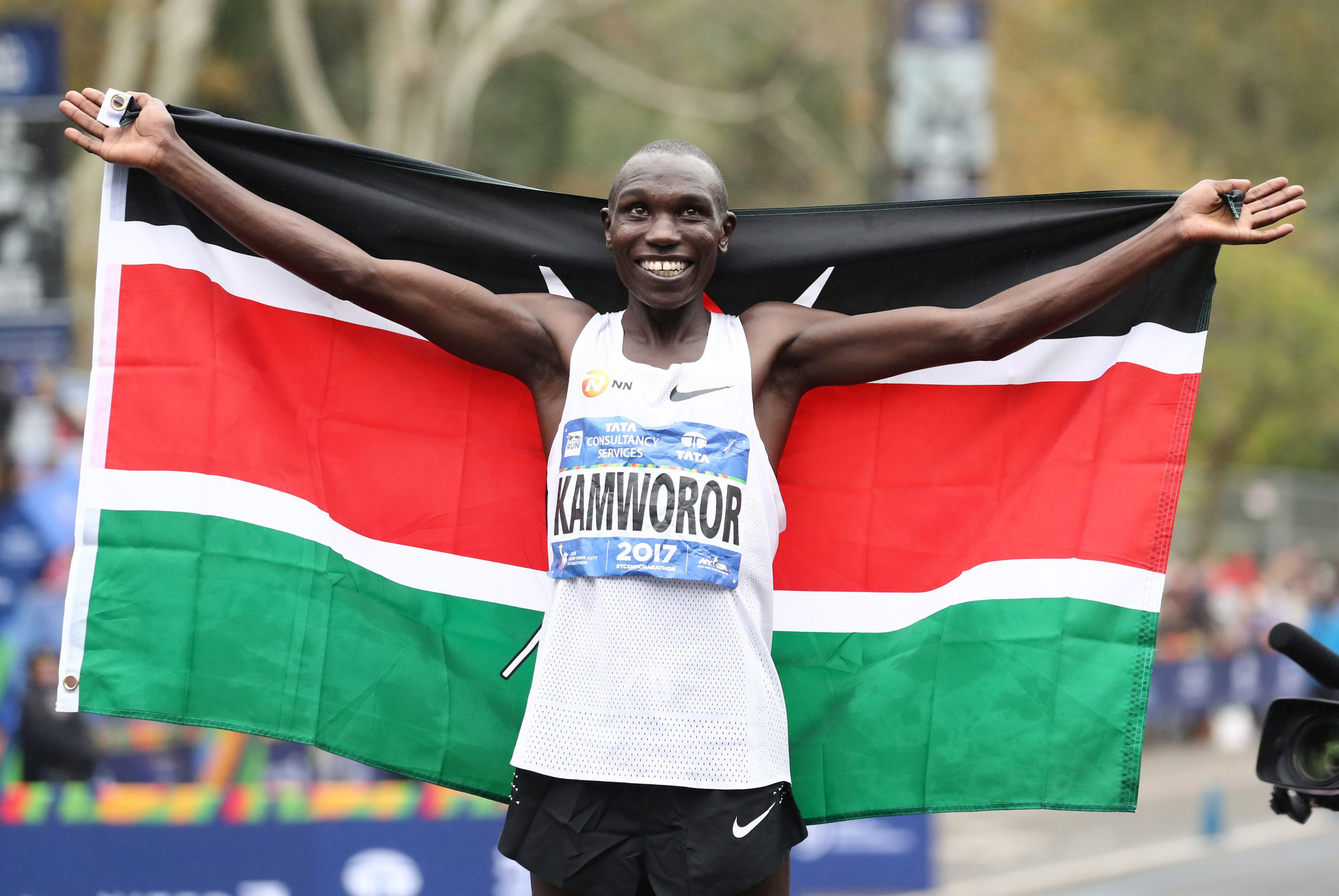 Kenya's Kamworor to skip Gold Coast 2018 to focus on World Half Marathon Championships