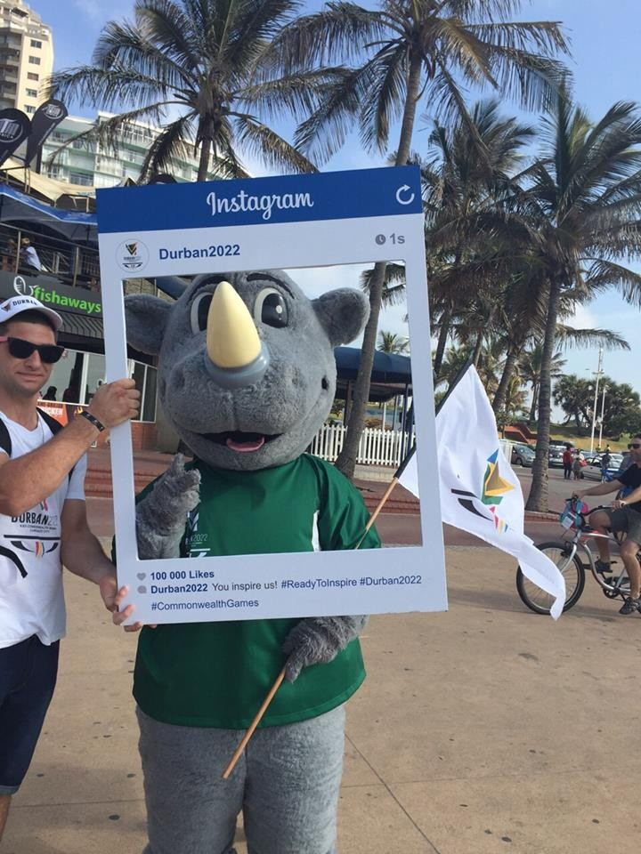 Durban's bid to host the 2022 Commonwealth Games enjoys plenty of support in the South African city