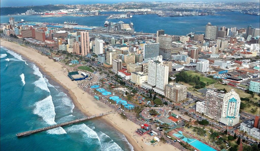 Durban will be the first African city to host the Commonwealth Games if it is awarded the 2022 edition ©Getty Images