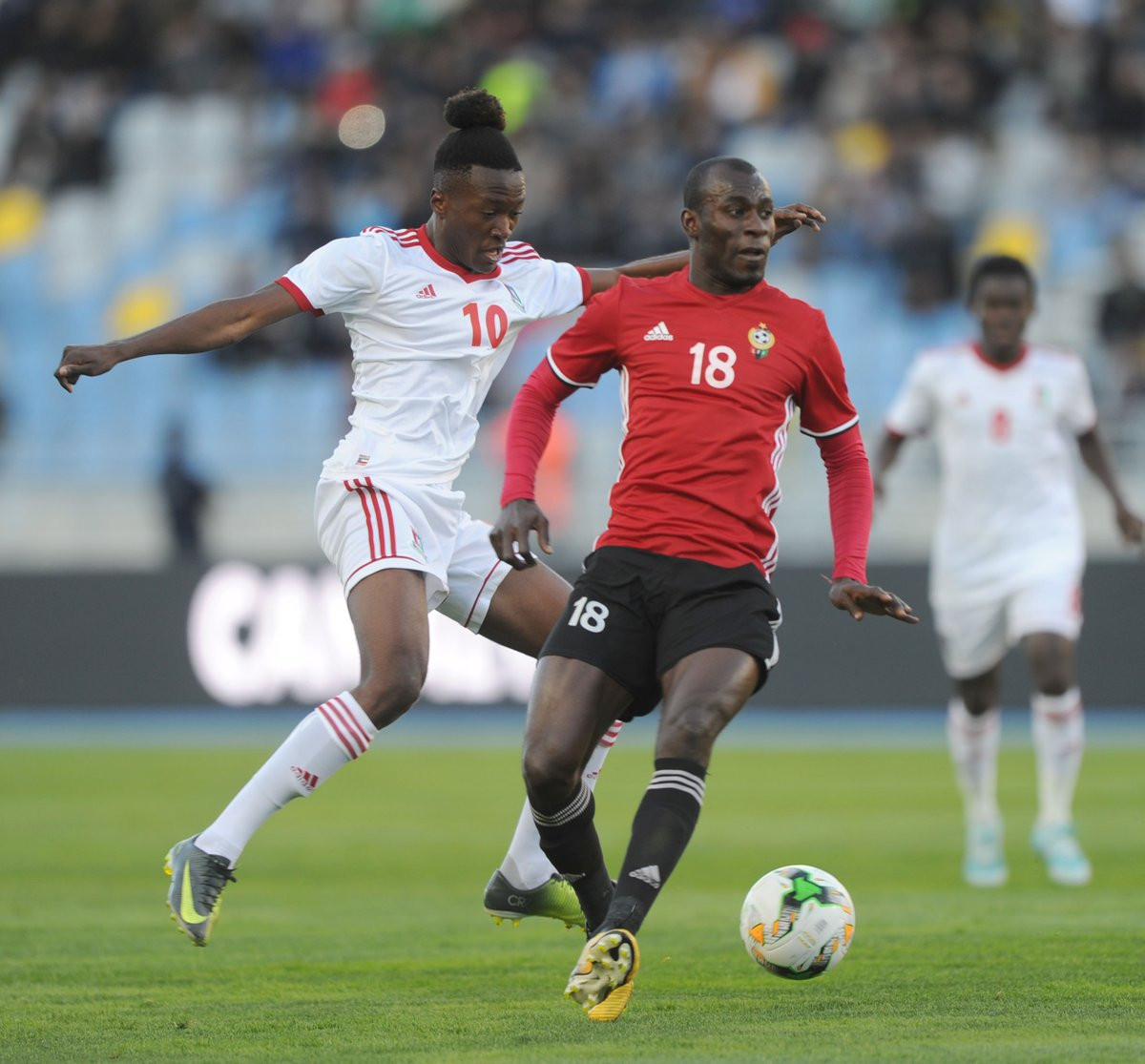 Libya begin African Nations Championship campaign in style with win over Equatorial Guinea