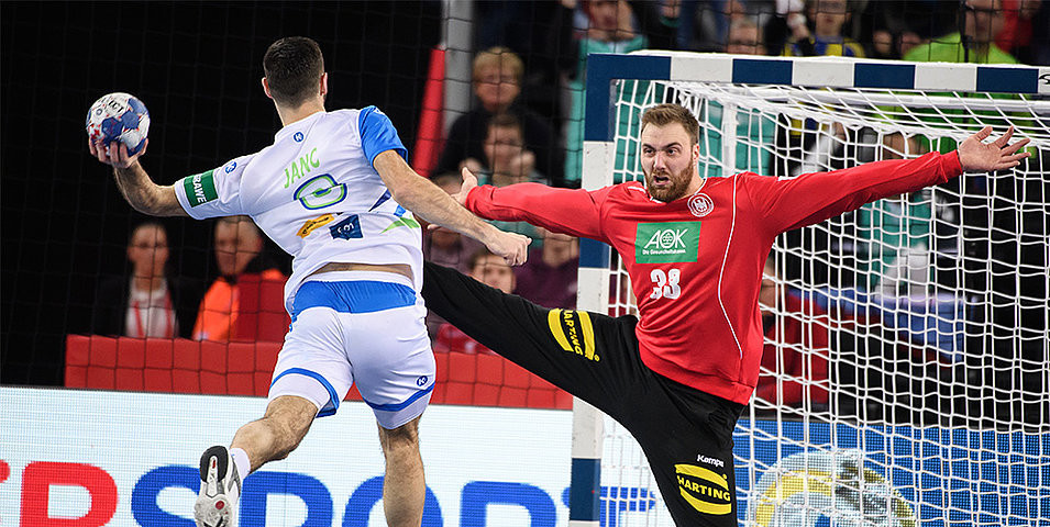 Video replay decision hands Germany draw at European Handball Championships
