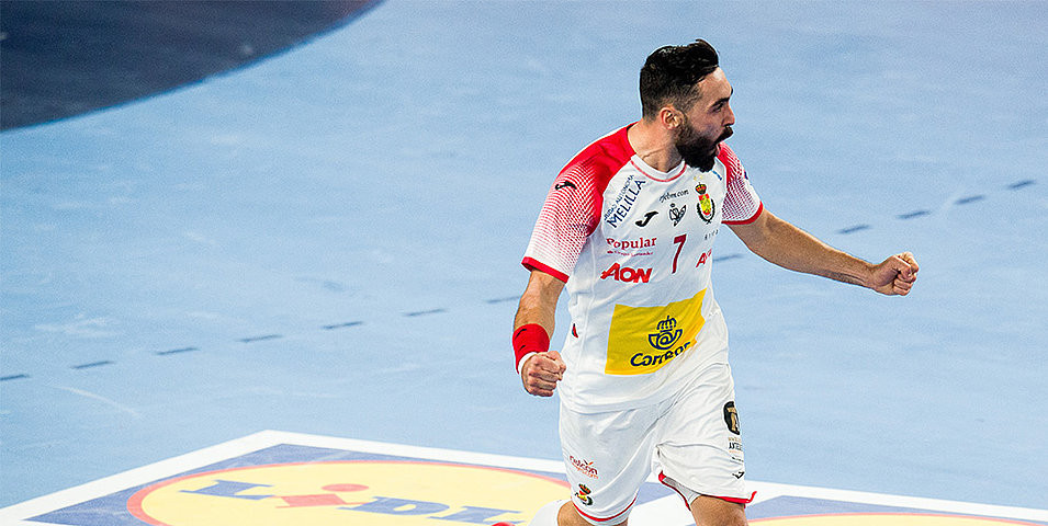 Spain went through after recording a second victory ©EHF