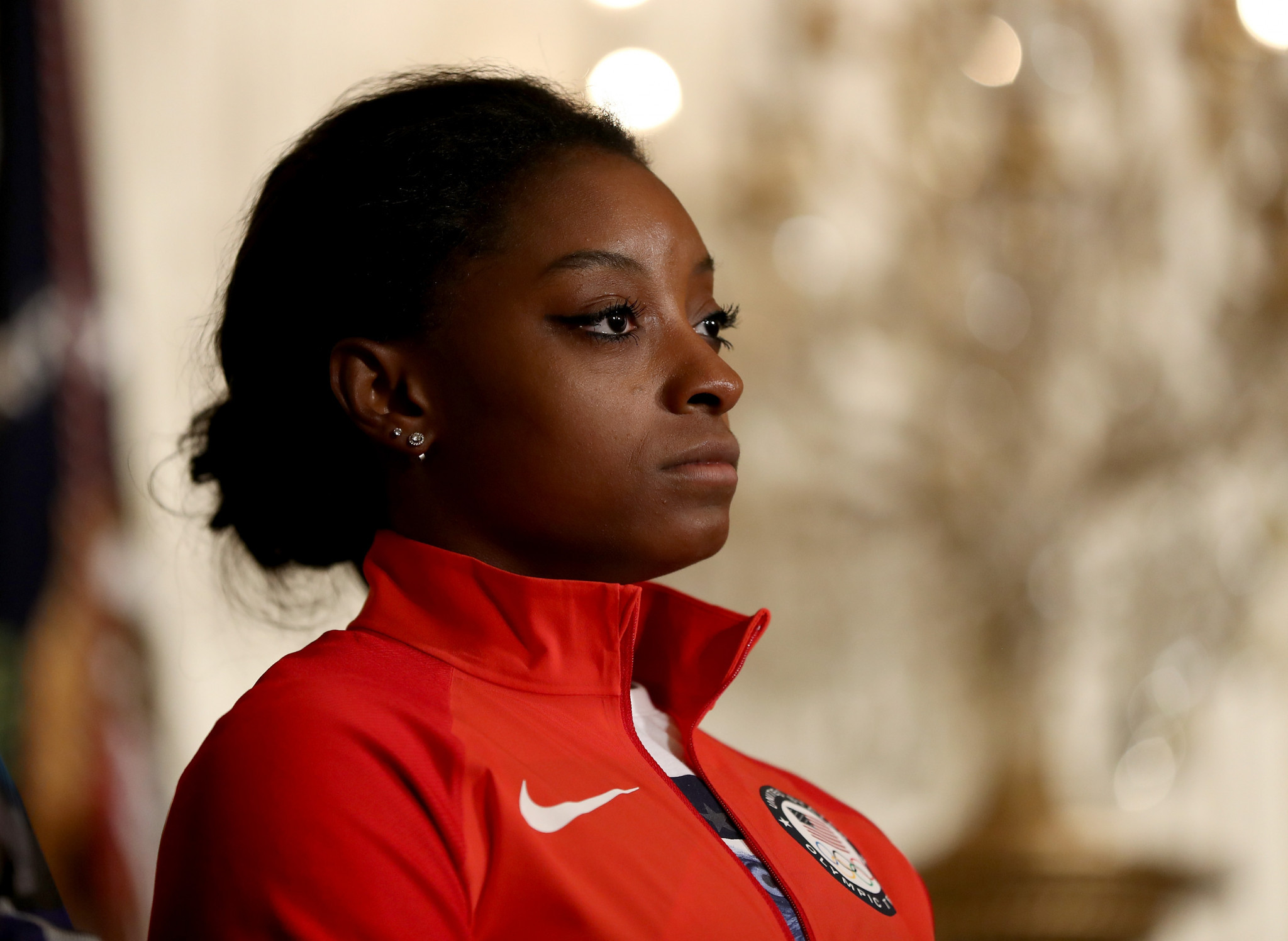 Four-time Olympic champion Biles says she was victim of sexual abuse by Nassar