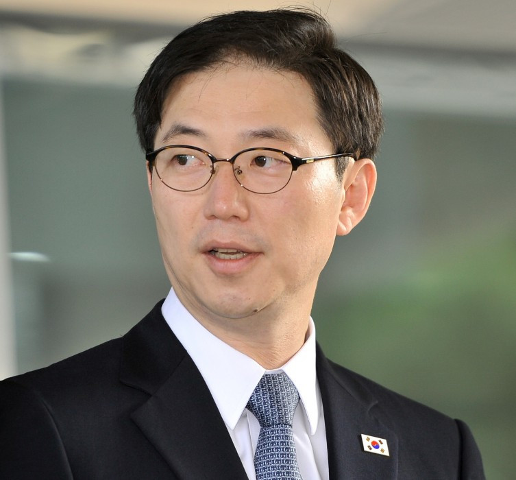 South Korea's three-member delegation in Panmunjom will be led by Vice Unification Minister Chun Hae-sung ©Getty Images