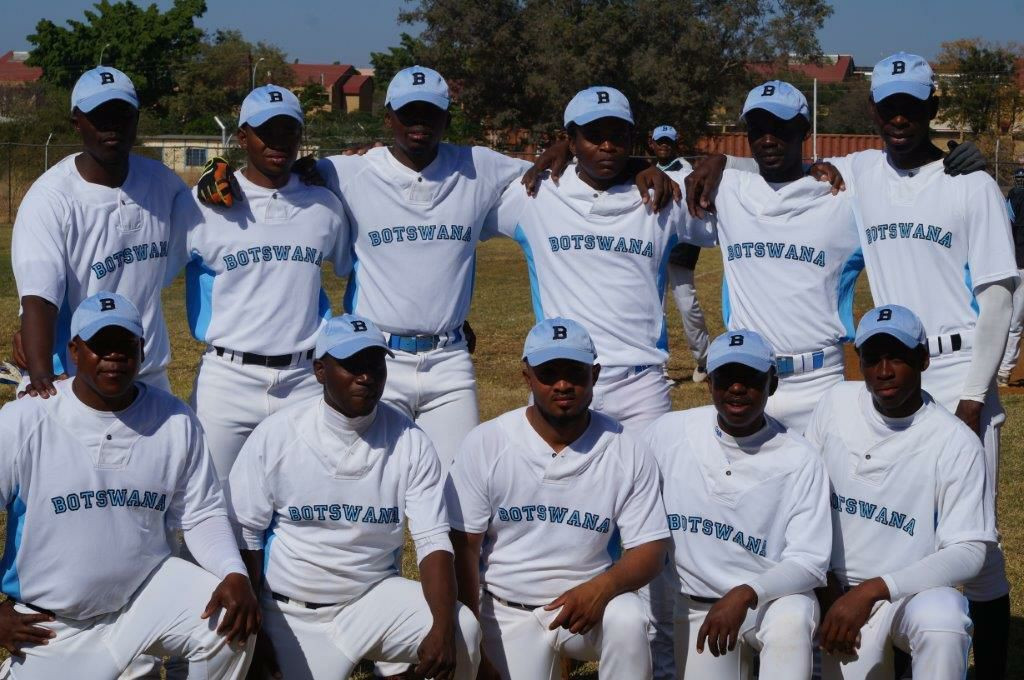 Botswana moved up seven places in the final men's softball rankings of 2017 ©Botswana Softball Association