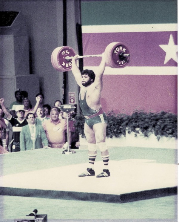 Popular USA weightlifter Mario Martinez, who was so close to Olympic gold, dies aged 60