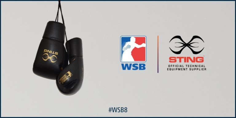 World Series of Boxing unveils Sting as official technical supplier for new season