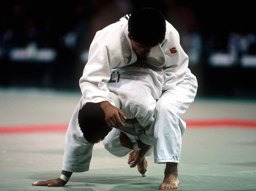 Japanese three-time Olympic judo champion Tadahiro Nomura announces retirement