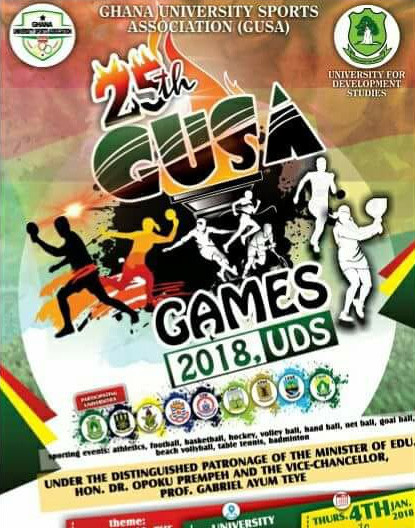The 25th edition of the GUSA will see 1,500 athletes take part in a variety of sports ©FISU