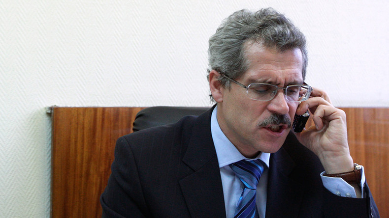 Testimony by Moscow Laboratory director turned whistleblower Grigory Rodchenkov is being rejected by the Russians following the Court of Arbitration for Sport decisions ©Netflix