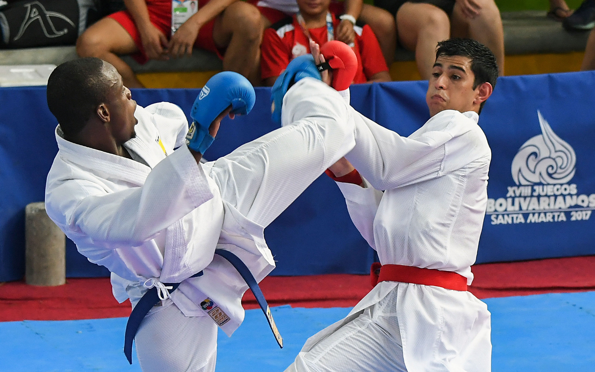 Karate is building up for its Olympic debut at Tokyo 2020 ©Getty Images