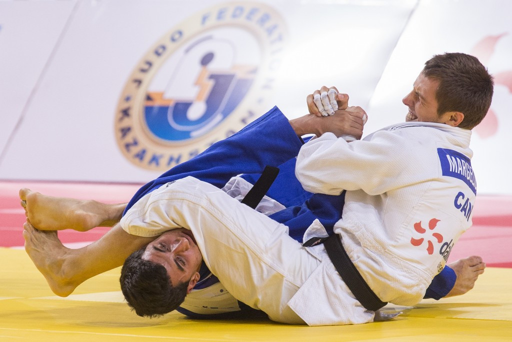 In pictures: 2015 World Judo Championships day three of competition