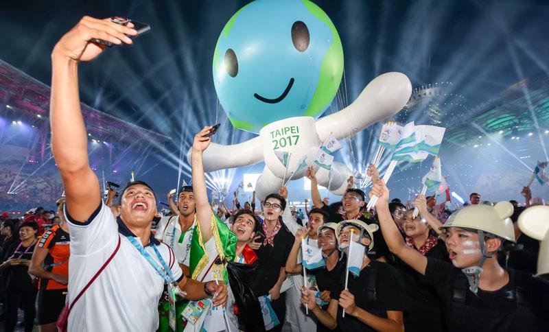 Taiwan's capital Taipei hosted the latest edition of the Summer Universiade in 2017 ©FISU