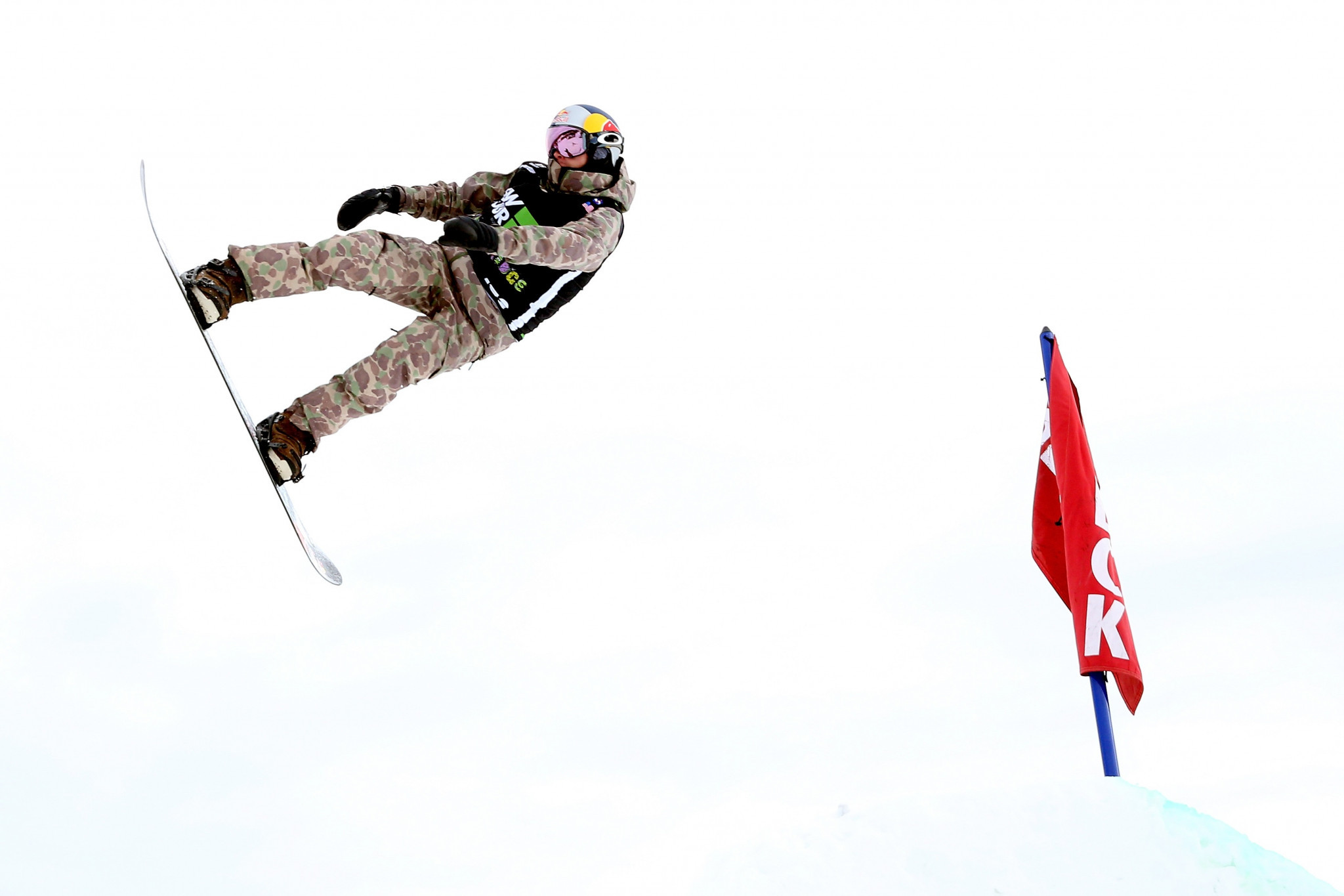 Canada's Mark McMorris is among those expected to be in contention for men's slopestyle success in Laax ©Getty Images