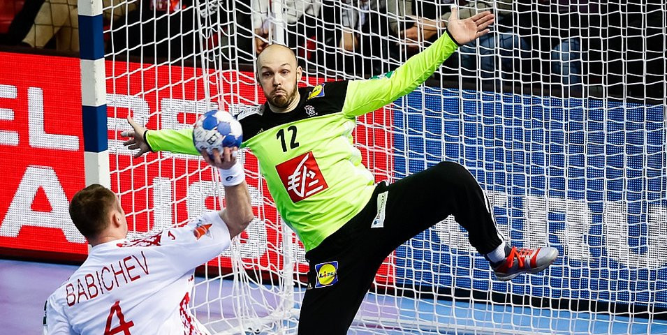 France progress at European Handball Championships with perfect record