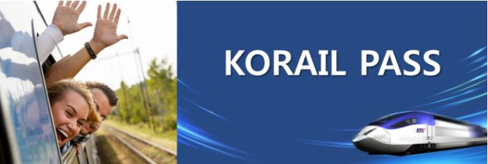 Foreign travellers have been encouraged to buy Korail passes for the duration of the Winter Olympics ©Visit Korea