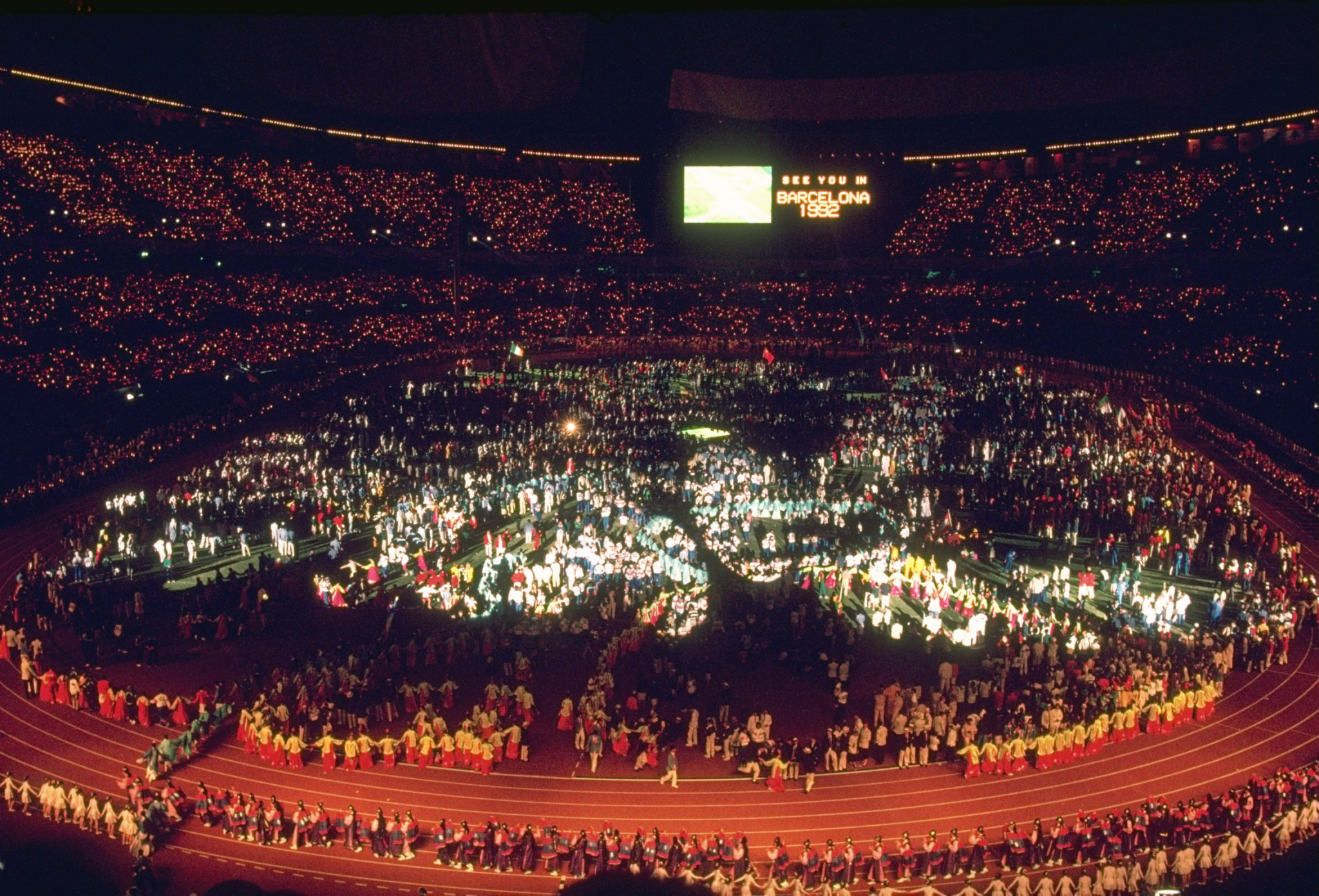The Korea question also dominated Olympic circles prior to and during Seoul 1988 ©Getty Images