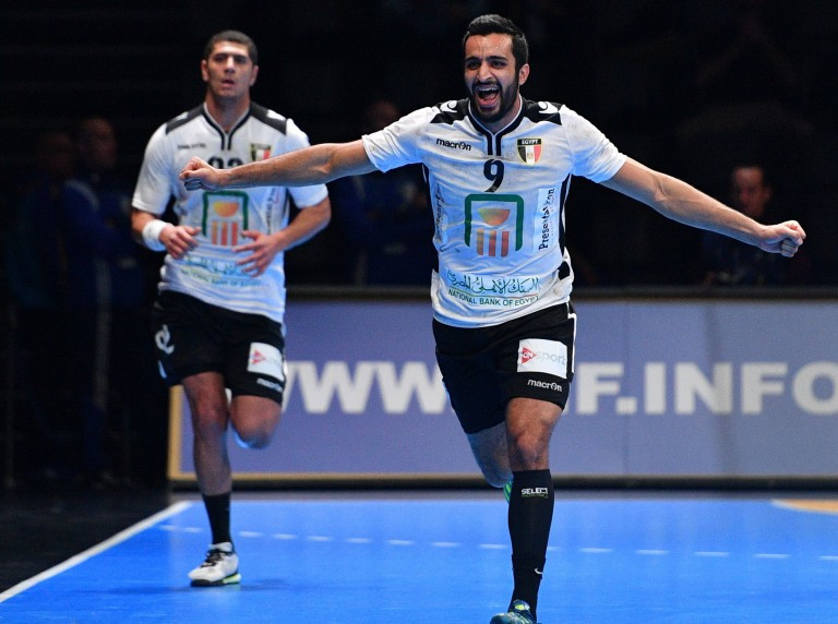 Defending champions Egypt make winning start to African Men's Handball Championships