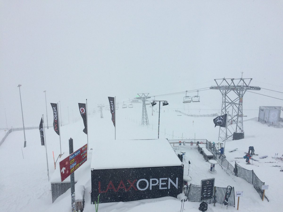 Bad weather cancels action at FIS Snowboard World Cup for second day