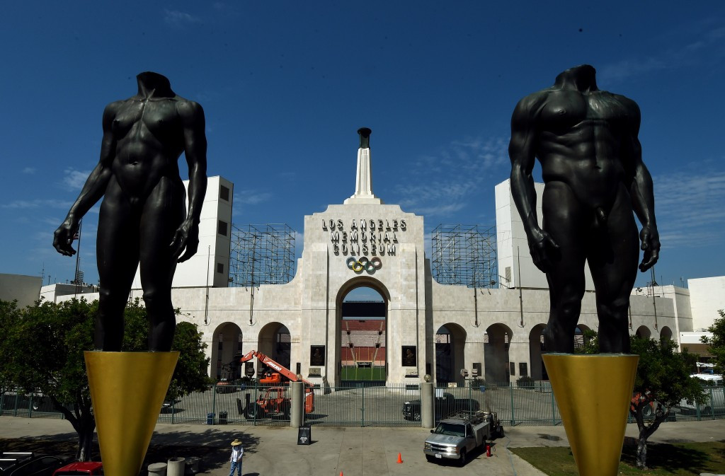 Los Angeles City Council set-up new committee to help decide whether to bid for 2024 Olympics and Paralympics
